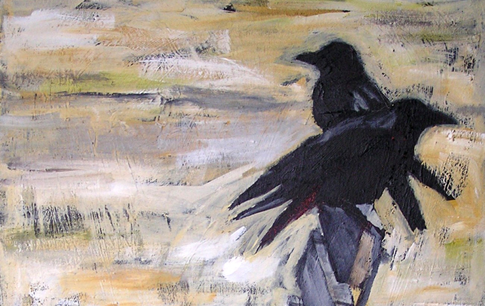 Crow bench_home