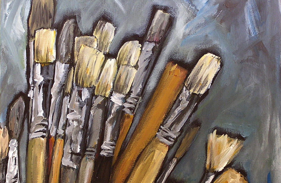 New paintbrushes_home